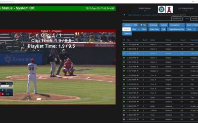 Hawk-Eye Innovations Unveils New Version of SMART Baseball Coaching System